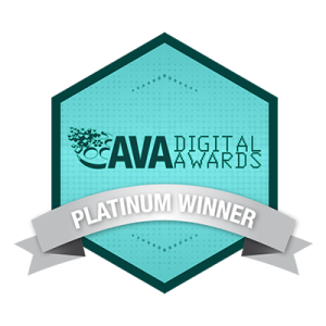 AVA Digital Awards logo